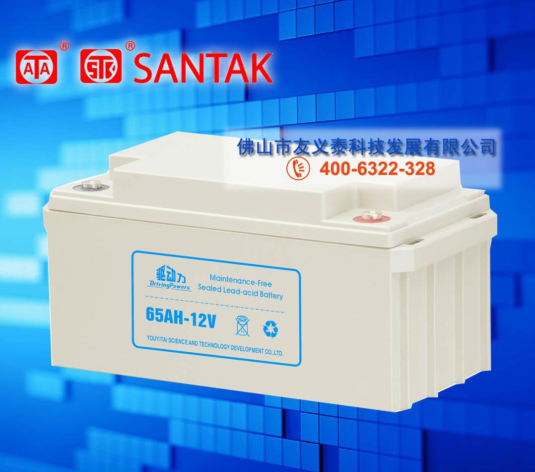 ups电池12v65ah(山特)-山特电源专用ups蓄电池-蓄